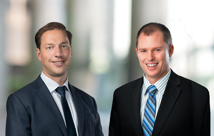 McGrathNicol congratulates new Partners Hugh Monaghan and Michael Dunnett