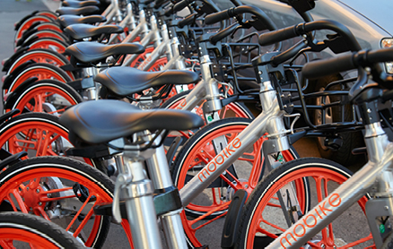 China's sharing economy – Mobike takes centre stage